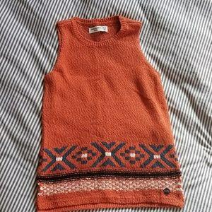 Abercrombie girls size 11 - 12 sleeveless top